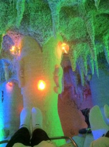 photo of inside of Galos Cave Spa in Chicago