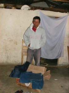 photo of Kiva loan recipient in Mexico